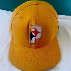 Pittsburgh Steelers yellow cap